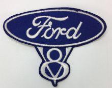 Ford Classic Flat Head V8 Patch