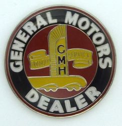 Holden General Motors Dealer Badge/Lapel Pin
