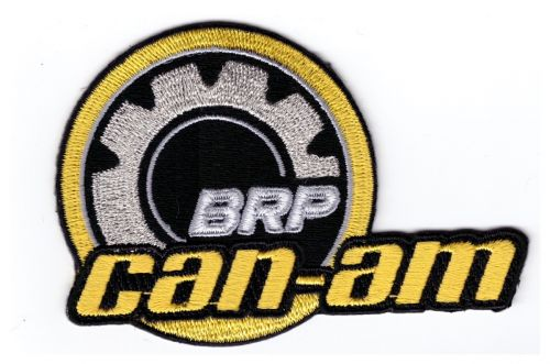 Can-am Yellow Patch