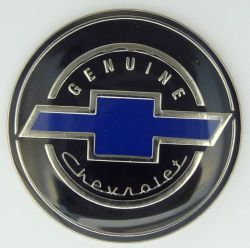 Chevrolet Round Lapel Pin / Badge