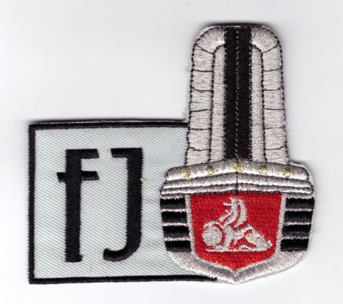 FJ Holden Patch