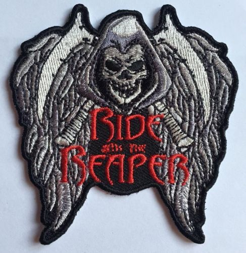 Ride with the Reaper Patch