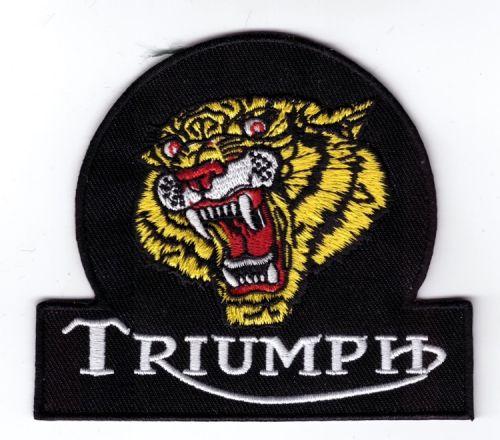 Triumph Old Tiger Patch
