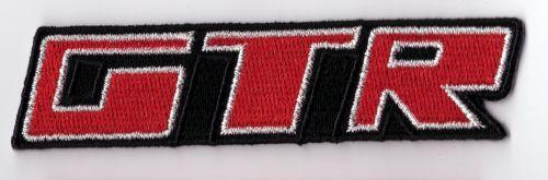 GTR Torana Embroidered cloth Patch