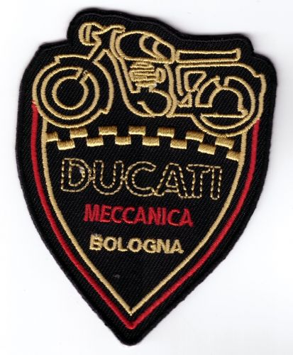 Ducati Sheild Patch