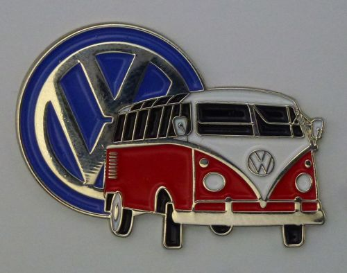 VW Kombi Single Lapel Pin / Badge