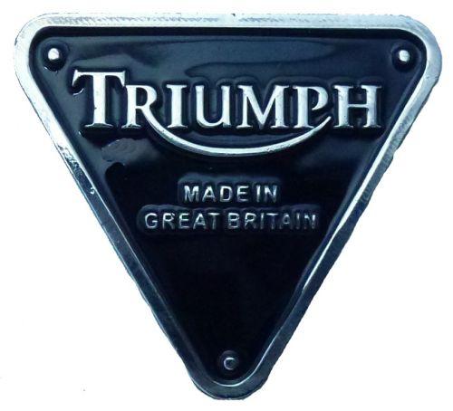 Triumph Made in Great Britain Lapel Pin / Badge