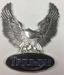 Triumph Wings Badge