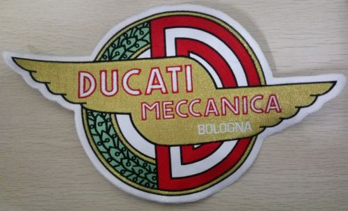 Ducati Meccanica Back Patch