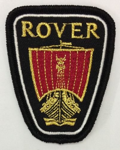 Rover Embroidered Patch