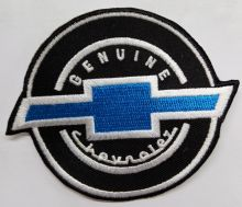 Chevrolet Bowtie Genuine Patch