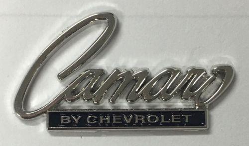 Camaro by Chev Lapel Pin / Badge