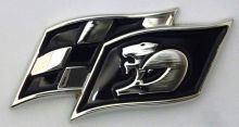 Holden Maloo 2Flag Badge/Lapel Pin