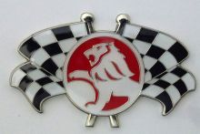 Holden Racing Flags Badge/Lapel Pins