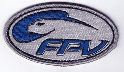FPV Ford Embroidered Cloth Patch