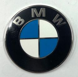 BMW Round Lapel Pin / Badge