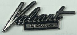 Valiant Script Lapel-Pin/Badge