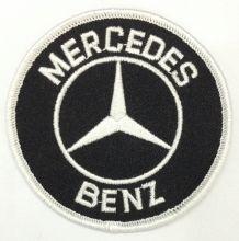 Mercedes Round Patch