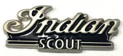 Indian Scout Badge/Lapel-Pin