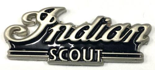 Indian Scout Badge/Lapel-Pin
