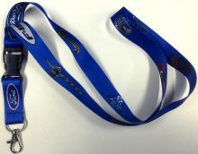 Ford Lanyard Blue Retro Thunderbird Galaxie GT Ford Super Roo Cobra 460 V8 Pursuit Ghia F150