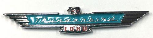 Thunderbird Metal Lapel-Pin/Badge