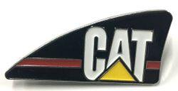 CAT Badge/Lapel-Pin