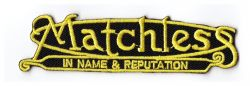 Matchless Name & Reputation Patch