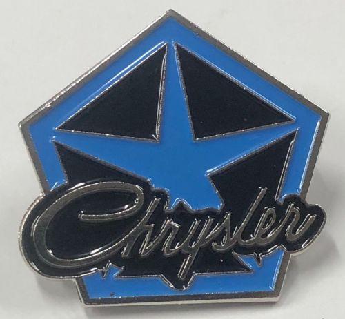 Chrysler Pentastar Badge/Lapel-pin