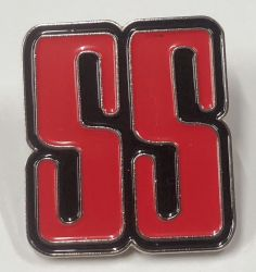 SS Metal Badge