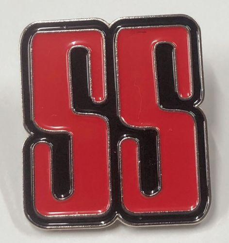 SS Metal Badge