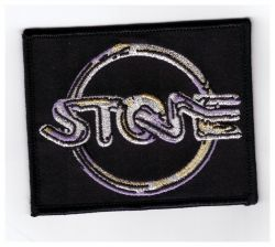 Stone embroidered cloth Patch