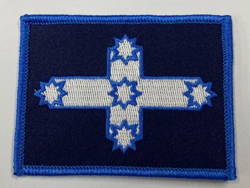 Eureka Flag Patch