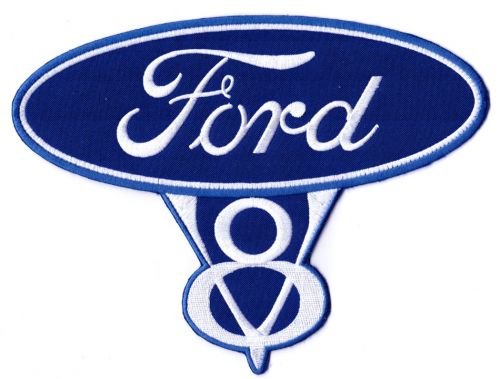 Ford Classic Flat Head V8 Patch