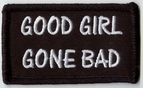 Good Girl Gone Bad Patch