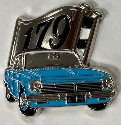 EH 179 Flag & Car Badge