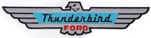 Thunderbird 31.5cm Back Patch