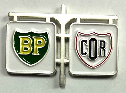 BP/COR Retro Lapel-Pin/Badge