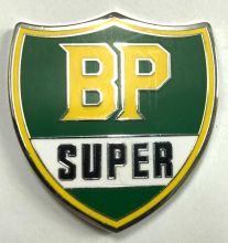 BP Super Logo Lapel-Pin/Badge