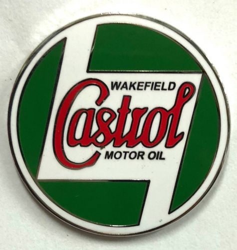 Castrol Lapel-Pin/Badge