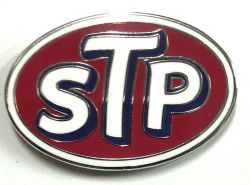 STP Lapel-Pin/Badge