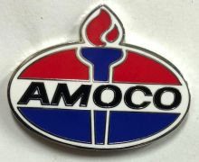 Amoco Lapel-Pin/Badge