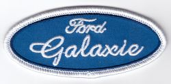 Ford Galaxie Cloth Patch