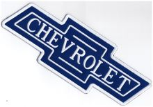 Chevrolet Bowtie Back Patch