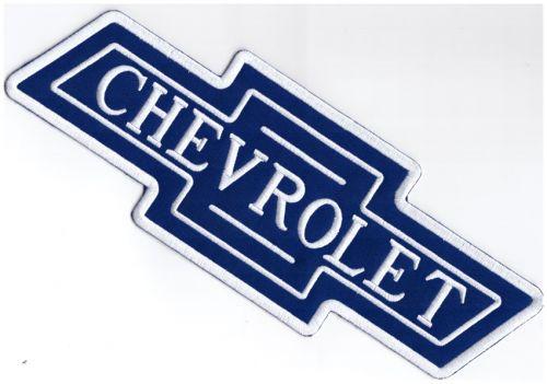 Chevrolet Bowtie Back Patch