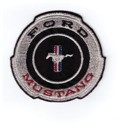 Ford Mustang Gas Cap Patch