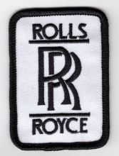 Rolls Royce Patch
