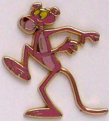 Pink Panther Badge