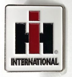 International Truck Tractor Farming Metal Badge/Lapel-pin