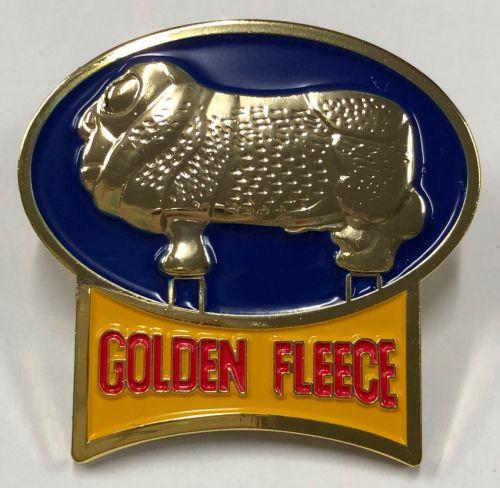 Golden Fleece sign Metal Badge/Lapel-pin